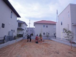 HKハウス西脇Ⅱの家、地鎮祭