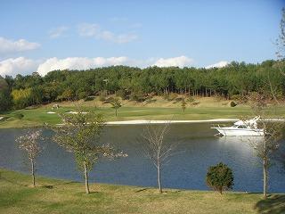 最高のゴルフ日和、しかし・・・!