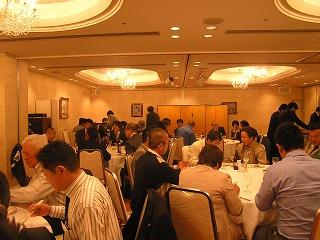 協力業者会の総会