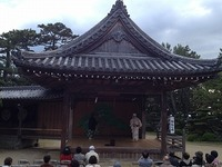 明石で能舞台のある神社