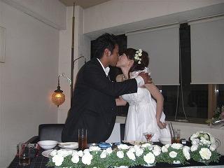 スタッフが結婚 (iphoneで撮影)