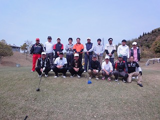 HK協力会親睦ゴルフコンペ