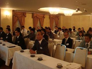 HK協力会で秋野弁護士講演
