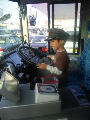 バスの運転手^^
