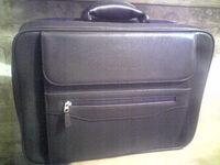 新しいかばんで気分新たに(^^)v