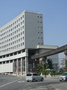 姫路モノレール大将軍駅