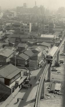 姫路モノレール大将軍駅(高尾アパート)