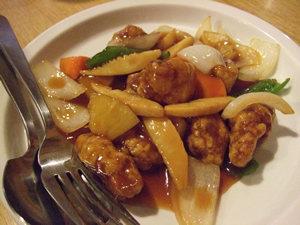 龍の髭(中華料理)