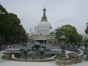 名古山仏舎利塔