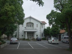 姫路カトリック教会:ザビエル館