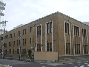 旧姫路電信電話局