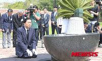 韓国、北朝鮮は放置   www