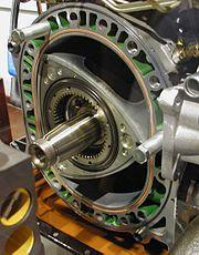 ロータリー エンジンの復活