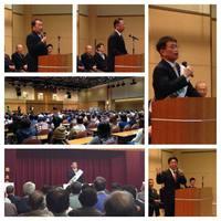 本日は鳥羽新田コミュニティプラザ、JA兵庫南 魚住支店で個人演説会です。