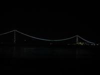 明石海峡大橋カウントダウン2007