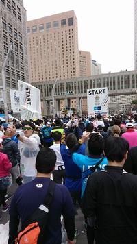 東京マラソンなんとか完走^^;