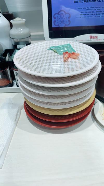 #566 お寿司