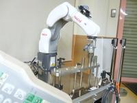 垂直多関節型ロボット