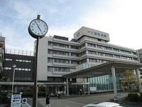 病院に時を刻む・・・