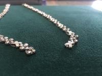 ネックレスの切れ直し 姫路宝石店 ジュエリーラマーノ