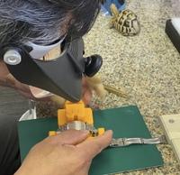 宝石修理 宝石リフォーム 時計の電池交換