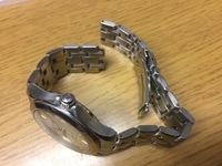 ブレスレットのゴム交換 時計修理