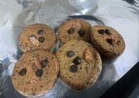 ハーブを使ったクッキー