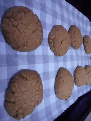 きなこクッキー&「幸いな人カレンダー」