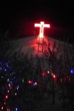 聖夜の教会
