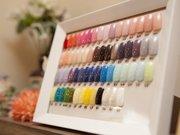 約100種類の豊富なカラーバリエーション