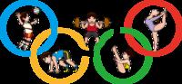 「6月23日はオリンピックデー。」
