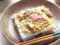 「6月27日はちらし寿司の日。」