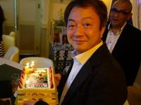 「52歳の誕生日パーティー。」
