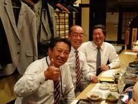 「男3人で神戸の夜を楽しみました。」