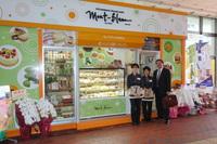 「妙法寺駅店が27日にオープンしました。」