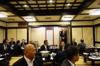 「加古川青年会議所のOB会、春秋会に出席しました。」