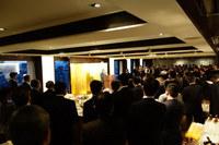 「全日本洋菓子工業会の理事会が浜松町東京會舘で開催されました。」