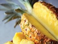 「8月17日はパイナップルの日。」