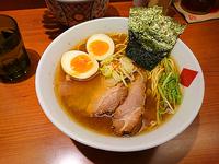 「東京ラーメンストリートでランチ。」