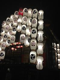 祇園祭を迎えた京都