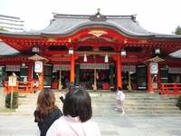 生田神社献茶式
