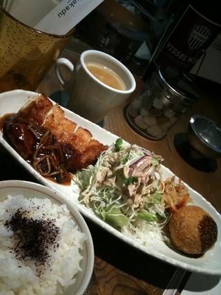 パワーランチ♪ Café kakadu(カフェ カカドゥ)♪