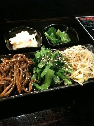 韓国料理最高ざます♪ 旨辛食堂 炎 本店♪