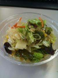 冷たい野菜タンメン♪