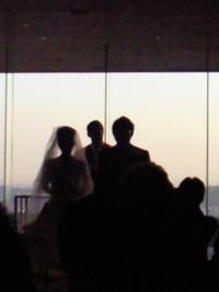 セトレハイランドヴィラでの結婚式