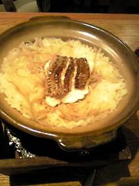 鯛釜飯~♪