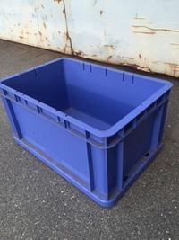 【大塩商店ニュース】中古プラコン…リサイクル品  通い箱   倉庫や作業場の整理にご利用できます。