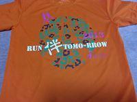 RUN伴2013のTシャツが届きました!