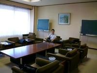 姫路市役所とYシャツとマサトとヤスシ。