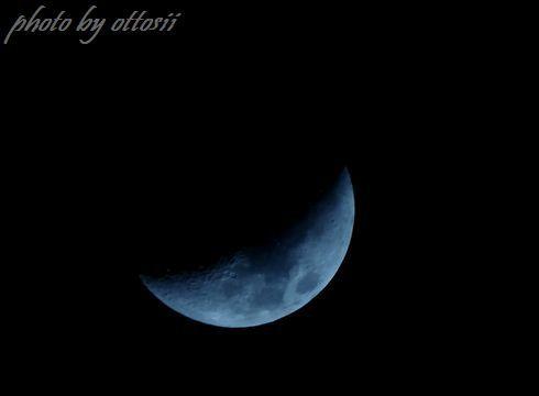 月がとっても奇麗から